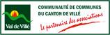 Logo de la Communauté de Communes du canton de Villé